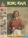 Bandes dessinées - Kong Kylie (tijdschrift) (Deens) - 1950 nummer 51
