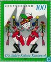 Postage Stamps - Germany, Federal Republic [DEU] - Carnival Cologne 1822-1997