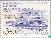 Postzegels - Verenigde Naties - Wenen - Postzegels verzamelen