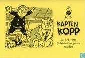 Bandes dessinées - Cappi - Das Geheimnis der grauen Strahlen