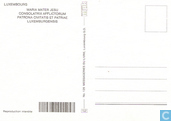 Ansichtkaarten - Luxemburg (Luxemburg) - Maria Troosteres der Bedroefden
