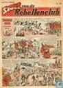 Strips - Sjors van de Rebellenclub (tijdschrift) - 1956 nummer  46