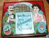 Boîtes en métal - Van Nelle - Van nelle's stoom koffiebranderij en theehandel