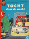 Comic Books - Michel Vaillant - Tocht door de nacht