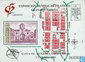 Int. GRANADA '92 Briefmarkenausstellung