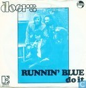 Disques vinyl et CD - Doors, The - Runnin' Blue