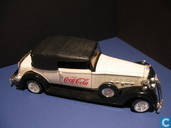 Model cars - Coca-Cola Company - Rolls-Royce 'Coca-Cola'