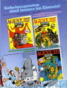 Comic Books - Agent 327 - Geheimakte Stimmbruch