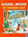 Comics - Suske und Wiske - Het bevroren vuur