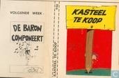 Comic Books - Kasteel - Kasteel te koop