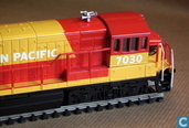 Model trains / Railway modelling - Bachmann - Dieselloc SP type GE U 36B