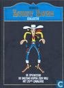 Strips - Lucky Luke - De spookstad + De Daltons kopen zich vrij + Het 20ste cavalerie