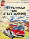 Comic Books - Michel Vaillant - Het verraad van Steve Warson