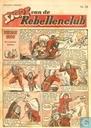 Bandes dessinées - Sjors van de Rebellenclub (tijdschrift) - 1956 nummer  26