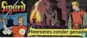 Comic Books - Sigurd - Heerseres zonder genade