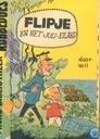 Strips - Flipje [Will] - Flipje en het juli-eiland