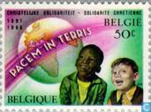 Postzegels - België [BEL] - Jubileum van Rerum Novarum