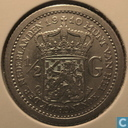 Coins - the Netherlands - Netherlands ½ gulden 1910