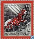 Postage Stamps - Austria [AUT] - Myths and legends