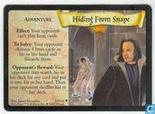 Trading cards - Harry Potter 1) Base Set - Hiding From Snape