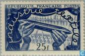Postage Stamps - France [FRA] - Textile Exhibition Lille
