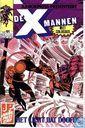 Bandes dessinées - X-Men - Het licht dat doofde