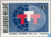 Postage Stamps - Belgium [BEL] - 3rd International Triennale