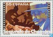 Postage Stamps - Spain [ESP] - movie