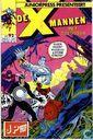 Bandes dessinées - X-Men - Het spel begint