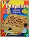 Spellen - Labyrinth (hout) - Labyrinth