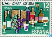 Postage Stamps - Spain [ESP] - exports