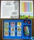 Spellen - Lotto (plaatjes) - 1 x 1 Bingo