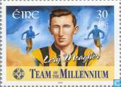 Postzegels - Ierland - Hockey Team of the Millennium