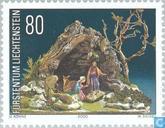 Briefmarken - Liechtenstein - Weihnachten