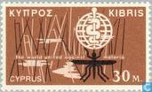 Postage Stamps - Cyprus [CYP] - Fight against malaria