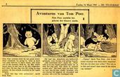 Strips - Bommel en Tom Poes - Avonturen van Tom Poes