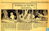 Comic Books - Bumble and Tom Puss - Avonturen van Tom Poes