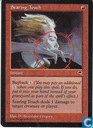 Trading cards - 1997) Tempest - Searing Touch