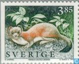 Postzegels - Zweden [SWE] - Dieren