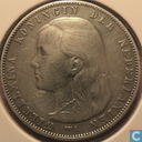 Coins - the Netherlands - Netherlands 1 gulden 1892