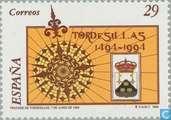 Briefmarken - Spanien [ESP] - Vertrag Tordesillas
