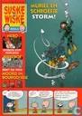 Strips - Suske en Wiske weekblad (tijdschrift) - 2000 nummer  18
