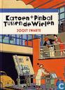 Strips - Katoen + Pinbal - Tussen de wielen