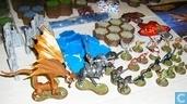 Board games - Heroscape - Heroscape