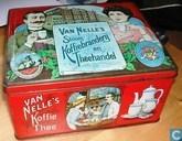 Blikken en trommels - Van Nelle - Van Nelle's stoom koffiebranderij en theehandel