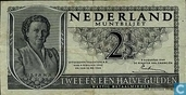 2,5 guilder Netherlands 1949