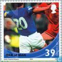 Briefmarken - Man - WM