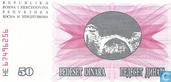 Banknoten  - Narodna Banka Bosne i Hercegovina - Bosnien-Herzegowina 50 Dinara