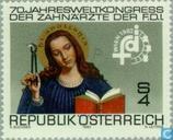 Postzegels - Oostenrijk [AUT] - Congres tandartsen