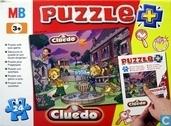 Cluedo Puzzle Spel